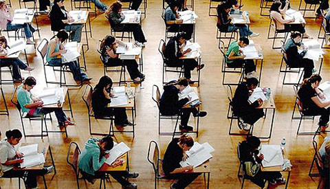 Exam improvements put school among elite